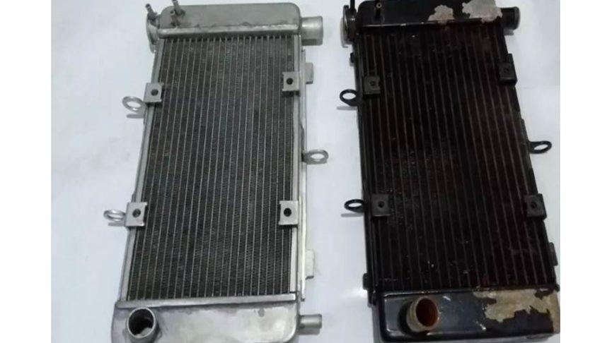 Radiador de Moto Sob Medida